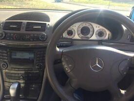 Mercedes benz E240 v6 2.6 l.