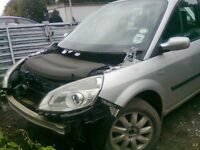2004 RENAULT SCENIC 1.4 16V PETROL BREAKING FOR PARTS
