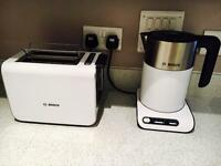 BOSCH Kettle & Toaster set