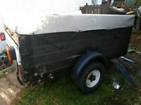 5x3 trailer 2ft deep good condition
