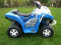Childs Hunter Feber Quad Bike age 3+ Very Good Condition