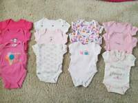 0-3 baby girl bundle