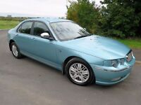 Rover 75 2.0 CDTI SE AUTOMATIC - BMW Diesel Chain driven - Wedgewood Blue - AUTO LOW 94K MILES!