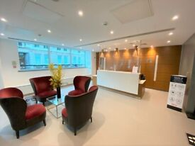 Fully Fitted, Smart Office Space Available Now, Located in Blackfriars, Near Covent Garden- EC4Y
