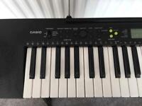 Casio CTK-240 Keyboard & Stand