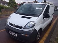 Vauxhall VIVARO 2900 DI SWB.BRILLIANT DRIVE.LOW MILEAGE.PRICED TO SELL.ONE OWNER.