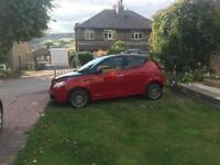 Chrysler Ypsilon 0.9 TwinAir Black & Red Special Edition (based on Fiat 500 but much better!)