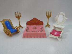 PLAYMOBIL chambre enfant mobilier 1900 princesse- 15b/br ...