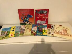 Large book bundle. Very good condition