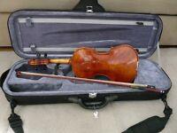 Stentor 3/4 violin with case