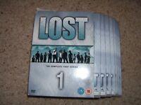Lost (Series 1) 7 DVD Box Set