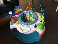 Baby Einstein Rhythm of the Reef Activity Saucer