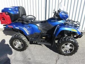2011 arctic cat TRV 1000 Limited -