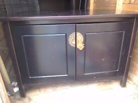 TV /Hi cabinet from Next ,solid wood