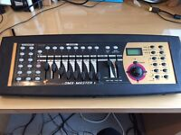 DMX Master 1 for sale. Perfect working condition. Selling because I have upgraded.