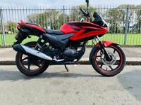 Honda Cbf 125 2010 125cc Red Learner legal Delivery Available