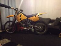 Ktm 250 sx power house l@@k