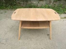 Ercol Butlers table
