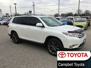 2013 Toyota Highlander SPORT-BLOW OUT SALE!