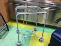 New Double Laundry Trolley/Sidhil Double Laundry Linen Trolley