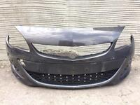 Vauxhall Astra j facelift 2012 2013 2014 2015 genuine front bumper for sale