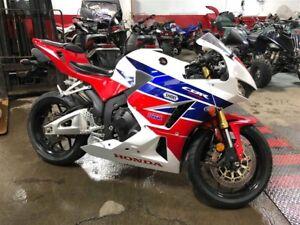 2015 Honda CBR600RR Super Sport RR