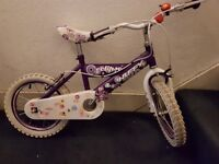 Children's Bicycle up for SALE! Perfect for 4-5 years child