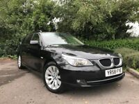 2008 (58) BMW 520d SE Touring 69,000 MILES 1 OWNER IMMACULATE CONDITION FULL SERVICE HISTORY SAT NAV