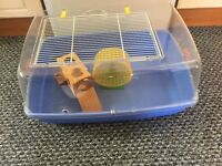 Large Hamster Cage - Good Condition