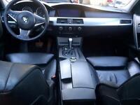 E61 BMW 530d LHD remaped 2005.05 swaps