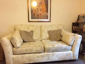 Lovely large Marks and Spencer sofa