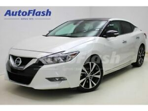 2016 Nissan Maxima Platinum *Sieres-Climatiser/Cooled-Seats*