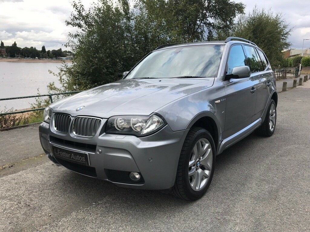 **FINANCE AVAILABLE BMW X3 M SPORT 2.5 GOOD CREDIT BAD CREDIT**