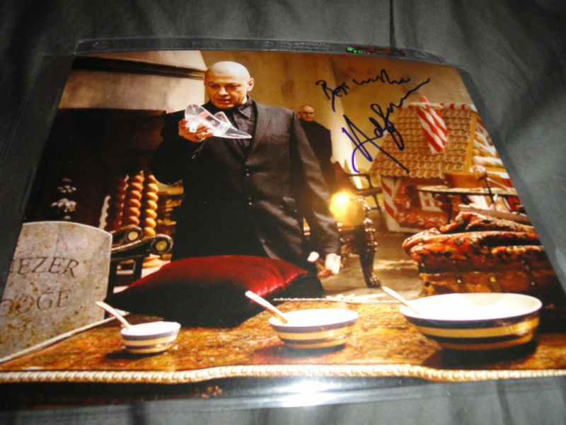 Andy Serkis Signed Autographed 8x10 Photo COA