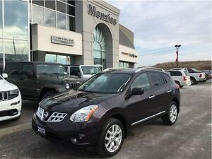 2013 Nissan Rogue SL, AWD, Bluetooth, Nav, Clean Carproof