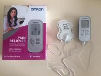Omron pain relive massager