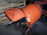 Belle Concrete mixer 110 volt