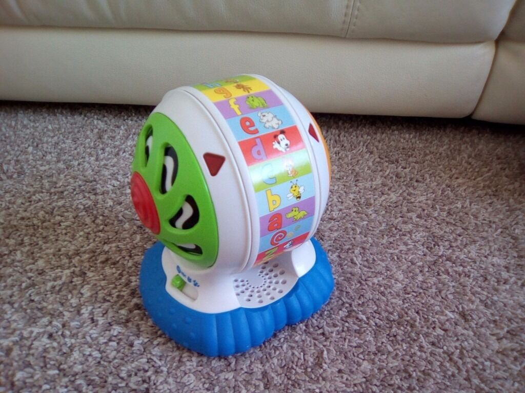 Leapfrog Spin And Sing Alphabet Zoo Ball In Stoke On Trent