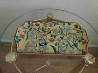 Ceramic multipurpose tray