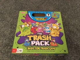 TRASH PACK BOARD GAME