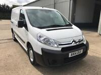 2014 Citroen dispatch 1000 enterprise, One private owner from new, Great spec, Must be seen!