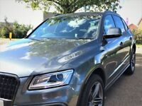 Audi Q5 2.0 TDI S line Plus S Tronic Quattro -£3k lower than dealer price -7mnth Audi Warranty left