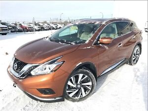 2015 Nissan Murano Platinum  PACIFIC SUNSET METAL