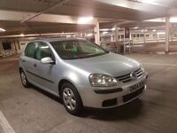 Genuine Low Mileage 2006 Volkswagen VW Golf 1.6 Automatic 5 Doors Only Covered 36k Miles Hpi Clear