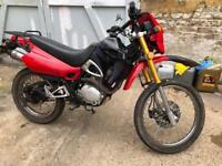 Naked motorbike 125