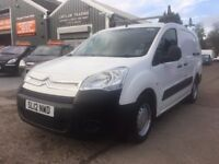 2012 12 CITROEN BERLINGO 725 1.6 X HDi *5 SEATS*