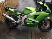 ZX6R swaps what you got