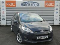 Ford Fiesta (ZETEC S) FREE MOT'S AS LONG AS YOU OWN THE CAR!!! (grey) 2011