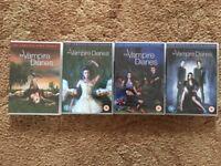 The Vampire Diaries - Season 1-4