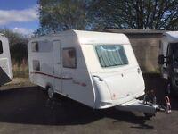 Sterckeman Starlett 440 - 4 berth lightweight family caravan